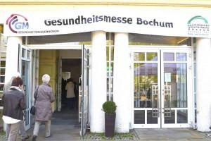 Gesundheitsmesse Bochum. Foto Werner Conrad